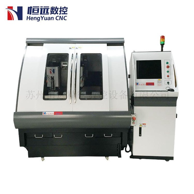 恒远高效率BM80高光机按键高光机